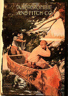 "An <em>Abercrombie & Fitch</em> catalog from 1909 via <a href=""http://en.wikipedia.org/wiki/History_of_Abercrombie_%26_Fitch"">Wikipedia</a>."