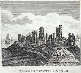 Aberistwyth Castle