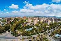 Abovyan town general view.jpg