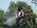 Ace Frehley en concert au Hellfest en 2015..jpg