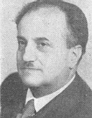 Italian Minister of Labour and Social Policies - Image: Achille Marazza