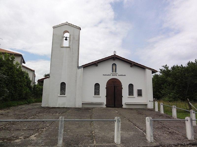 Acotz, Mariaren Bihotz Garbiaren (Chapel)