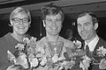 Ada Kok, Stien Kaiser en Coen Moulijn (1968).jpg
