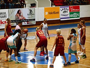 Adana ASKİ SK - At game start