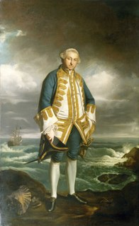 Edward Boscawen Royal Navy admiral