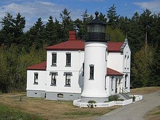 Admiralty Head Light - Image: Admiralty head Lighthouse
