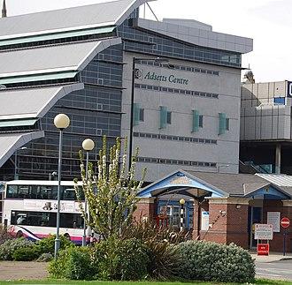 Sheffield Hallam University - Adsetts Learning Centre