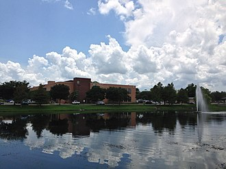 Florida State College at Jacksonville - Image: Advanced Tech Center, north side