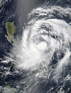 Tropical Storm Aere (2011) Pacific tropical storm in 2011