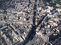 Aerial View Luxembourg City - Gare (2014) 2b (cropped).JPG