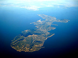 elba szigete térkép Elba (sziget) – Wikipédia
