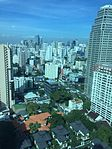 Aerial view of the Sukhumvit Road area, Bangkok, Thailand - 20161201-01.jpg