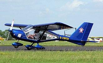 Aeroprakt A-22 Foxbat - Image: Aeroprakt.a 22.foxbat.arp
