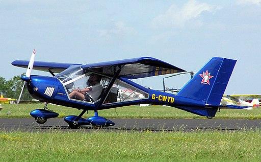 Aeroprakt.a22.foxbat.arp