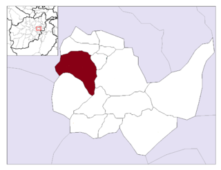 Shakardara District District in Kabul Province, Afghanistan