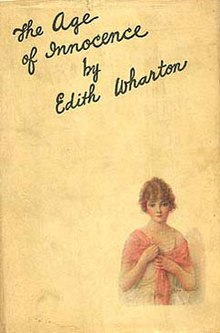 Age of Innocence (1st ed dust jacket).jpg