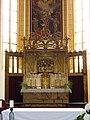 Aggsbach Kartause Kirche10.jpg