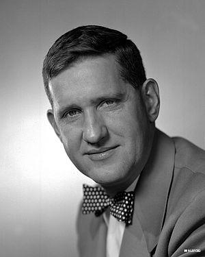 Harold Agnew - Harold M. Agnew in 1955