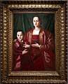 Agnolo bronzino, ritratto di eleonora di toledo col figlio francesco, 1549 ca.jpg