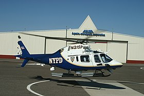 AgustaWestland AW119 Koala della New York City Police Aviation Unit[1]