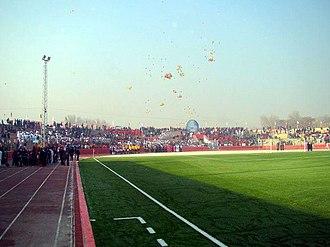 Ghazi Stadium - Image: Ahmad Faisal football D