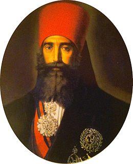 Ahmad I ibn Mustafa Bey of Tunis