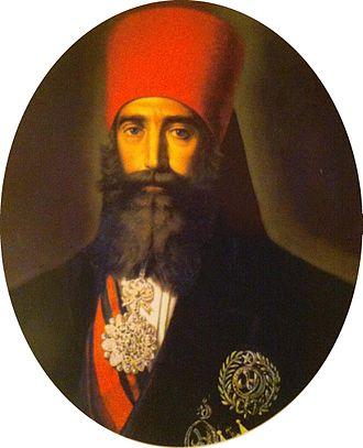 Ahmad I ibn Mustafa - Ahmed I Bey