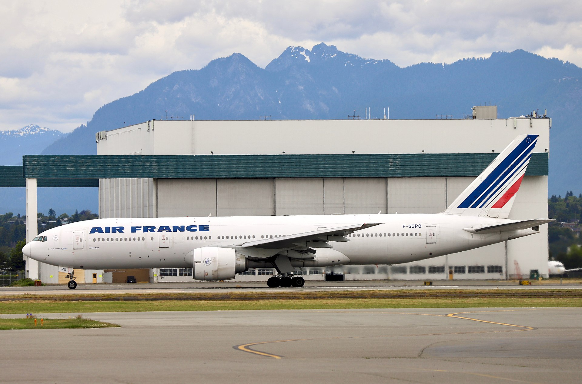 Air France, Europe's Airline with most canceled flights in June 2021