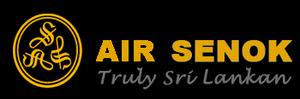 Air Senok - Image: Air Senok logo