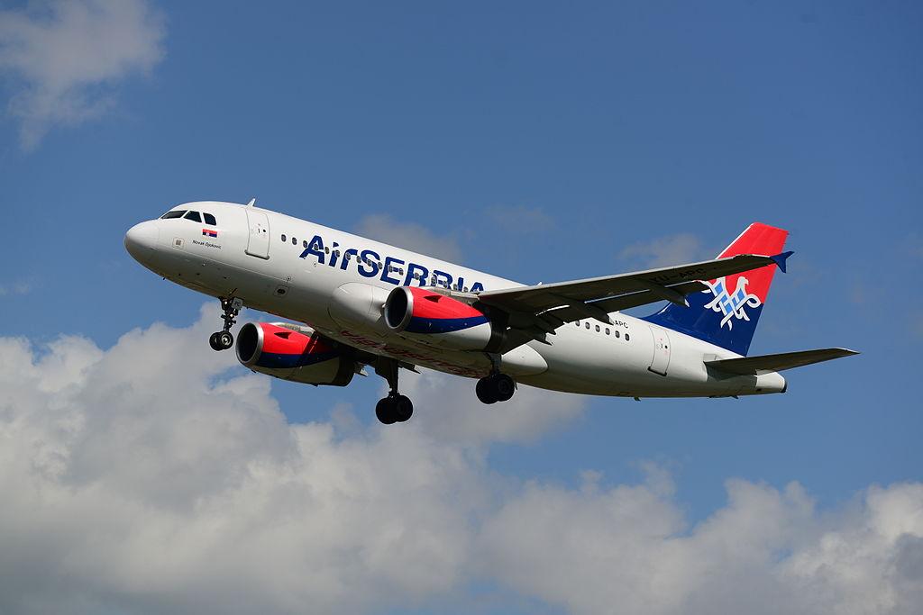 Air Serbia,