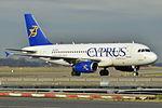 Airbus A319-100 Cyprus Airways (CYP) 5B-DBO - MSN 1729 - Named Nikoklis (9270332309).jpg