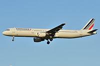 F-GMZC - A321 - Air France