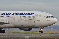 F-GZCI - A332 - Air France