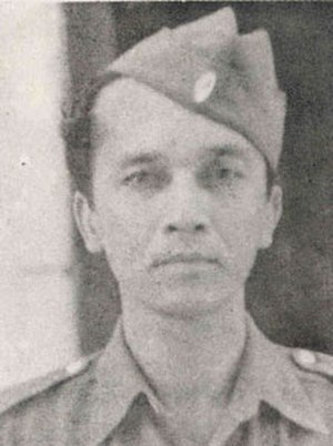 National Hero of Indonesia - Adnan Kapau Gani