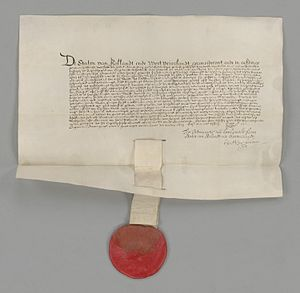 Treaty of Westminster (1654) - The Act of Seclusion