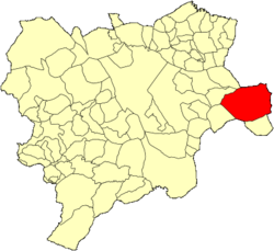 location in Albacete