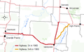 Alberta Highway 034 in 1960.png