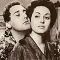 Alberto Sordi and Lea Padovani 1954.jpg