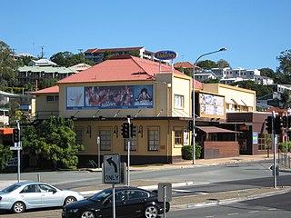 Alderley, Queensland Suburb of Brisbane, Queensland, Australia