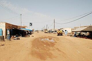 Brakna Region region of Mauritania