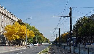Nowa Huta - Solidarity Avenue, 2010