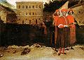 Alessandro allori, luca pitti davanti a palazzo pitti.jpg