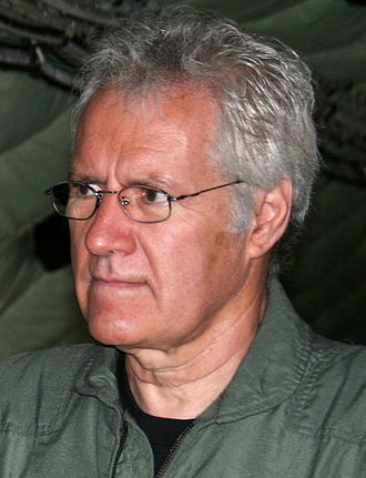 Alex Trebek - Alex Trebek at Kadena Air Base, Okinawa, Japan, on March 31, 2007