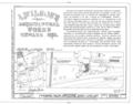 Alexander Wilson Agricultural Works Complex, County Route 4, Pencader Hundred, Newark, New Castle County, DE HABS DEL,2-NEWARK.V,6- (sheet 1 of 13).png