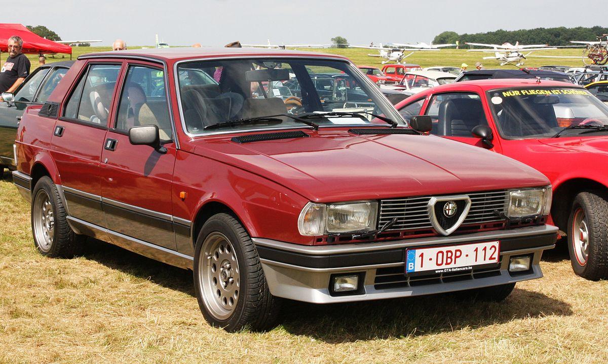 Px Alfa Romeo Giulietta Schaffen Diest