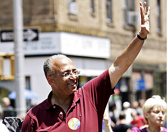 Bill Thompson (New York politician) - Thompson in 2009