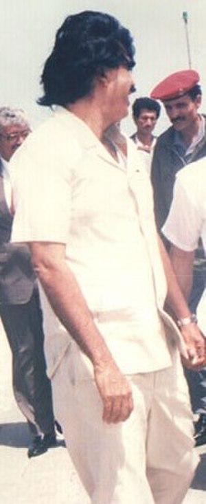 Ali Salem al Beidh - Ali Salim al Beidh, 1990