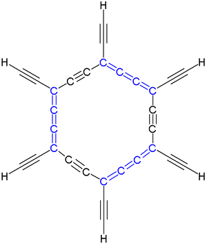 Total carbomer of benzene