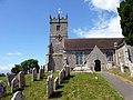 All Saints Church, Godshill, Isle of Wight - geograph.org.uk - 1714937.jpg