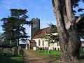 All Saints Church, Kirby Cane, Norfolk - geograph.org.uk - 512252.jpg